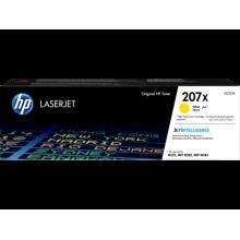 Оригинална тонер касета 207X за HP Color LaserJet Pro M255/ M282/ M283 YELLOW