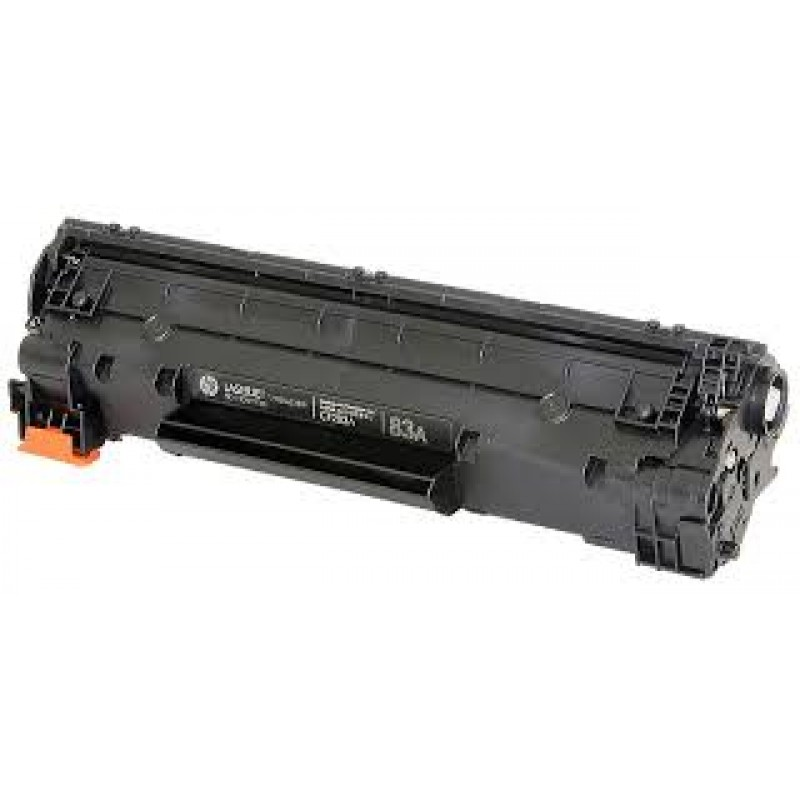 Зареждане на тонер касета 83A CF283A за HP LaserJet Pro M125/ M127/ M201/ M225 MFP