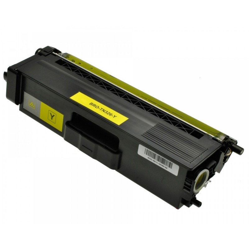 Зареждане на тонер касета TN-326Y за цветен принтер Brother HL-L8250/ L8350, DCP-L8400/ L8450, MFC-L8650/ L8850 YELLOW