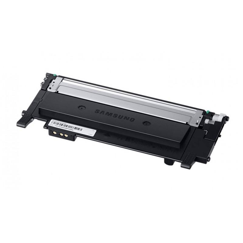 Зареждане на тонер касета CLT-K404S за цветен принтер Samsung SL-C430/ C480 BLACK