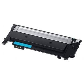 Зареждане на тонер касета CLT-C404S за цветен принтер Samsung SL-C430/ C480 CYAN