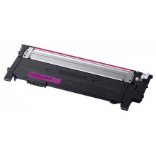 Зареждане на тонер касета CLT-M404S за цветен принтер Samsung SL-C430/ C480 MAGENTA
