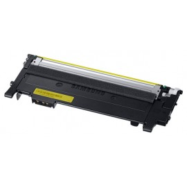 Зареждане на тонер касета CLT-Y404S за цветен принтер Samsung SL-C430/ C480 YELLOW