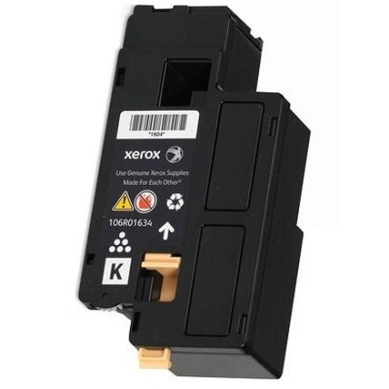 Зареждане на тонер касета за цветен принтер Xerox Phaser 6020/ 6022/ WC 6025/ 6027 BLACK