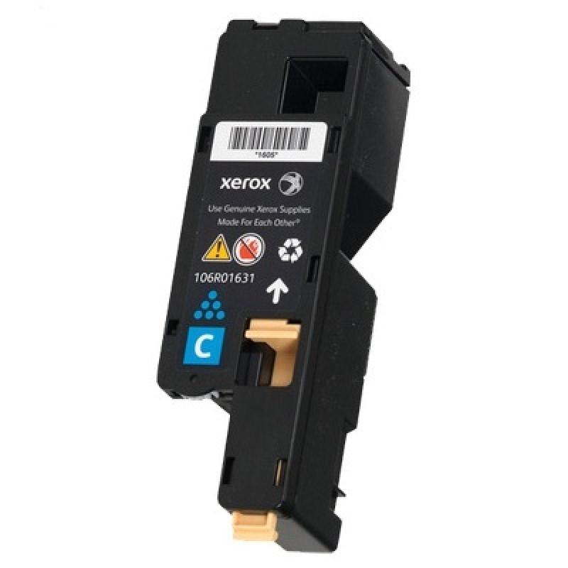 Зареждане на тонер касета за цветен принтер Xerox Phaser 6020/ 6022/ WC 6025/ 6027 CYAN