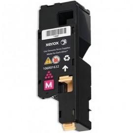 Зареждане на тонер касета за цветен принтер Xerox Phaser 6020/ 6022/ WC 6025/ 6027 MAGENTA